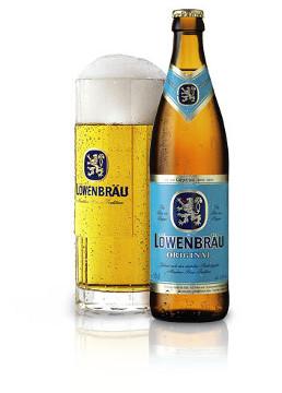 Löwenbräu Original Alk 5,2% vol 50cl