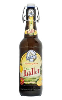 Mönchshof Natur Radler Alk. 2,5% vol 50cl