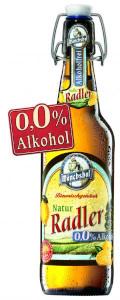 Mönchshof Natur Radler 0,0% Alkohol 50cl