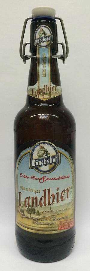 Mönchshof Landbier Hell 0,50l