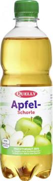 Quelly Apfelschorle (Fruchtgehalt 60%) 500ml