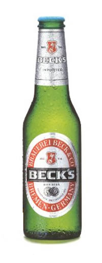 Beck's Pils Alk. 4,9% vol 50cl