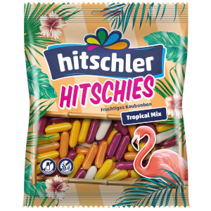Hitschler Hitschies Tropical Mix 140g