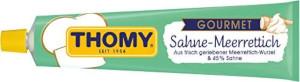 3- Thomy Gourmet Sahne-Meerrettich 190g