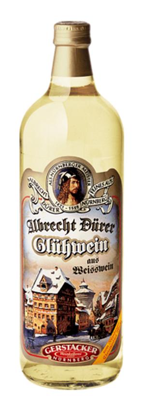 2- Gerstacker Albrecht Dürer Glühwein aus Weisswein 1 liter