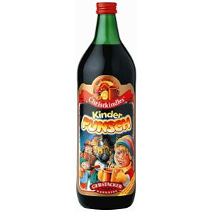 2- Gerstacker Christkindles Kinder Punsch mit 10 Vitaminen 1liter