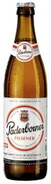 Paderborner Pilsener Alk. 4,8% vol 50cl