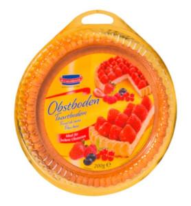 Kuchen Meister Obstboden (200g)