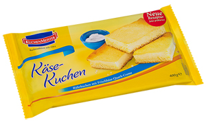 Kuchen Meister Käse-Kuchen 400g