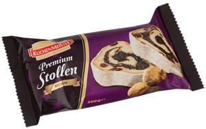 Kuchenmeister Premium Stollen Mohn 500g
