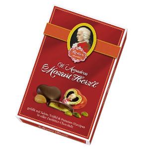 1- Reber Mozart Herz'l 240g für 24Stck