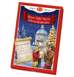 Reber Stille Nacht Adventskalender 459g