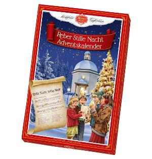 1- Reber Stille Nacht Adventskalender 459g