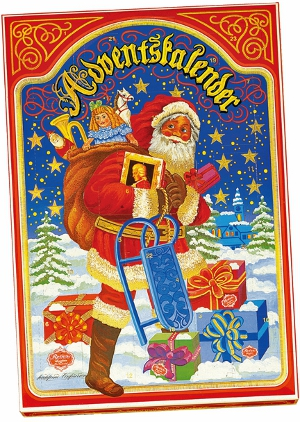 Reber Adventskalender (650g)