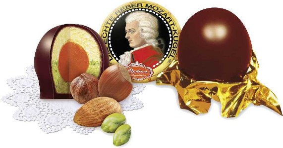 Reber Mozart-Kugel 20g