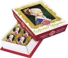 Reber Constanze Mozart Kugeln 300g für 15 Stück