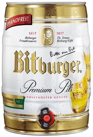 Bitburger Pils (5l)
