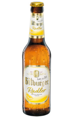 Bitburger Radler Alk. 2,5% vol 33cl