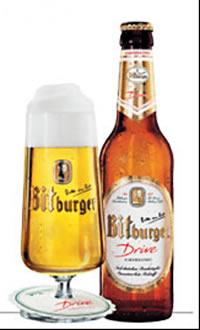Bitburger 0,0% Pils Alkoholfrei 33cl
