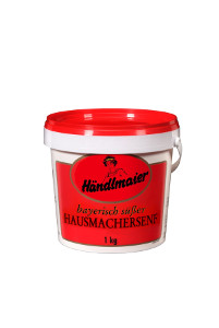 1- Händlmaier Süssersenf Hausmacher Senf 1000g