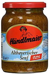 Händlmaier Altbayerischer Senf süss pikant 335ml
