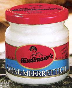 Händlmaier Sahne-Meerrettich 190g