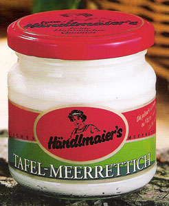 Händlmaier's Tafel-Meerrettich 200g