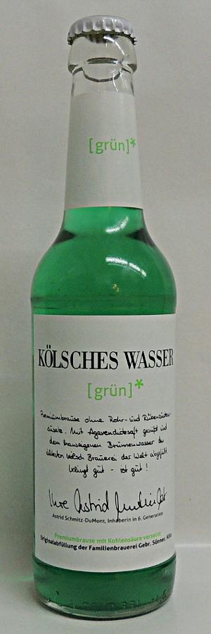 Sünner Kölsches Wasser grün (33cl)