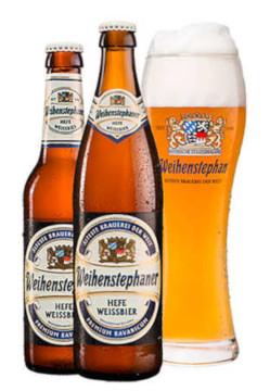 Weihenstephan Hefe Weissbier Alk. 5,4% vol 50cl