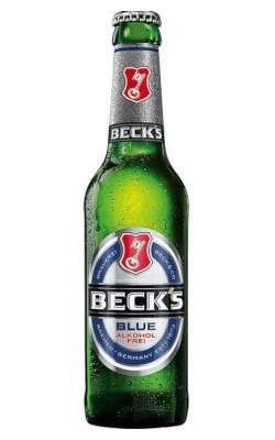 BECK'S Blue (Brême) Alkohol Frei 33cl