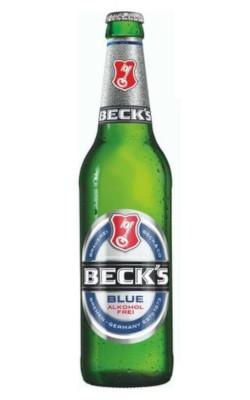BECK'S Alkoholfrei Blue (Brême) 500ml