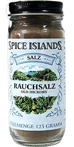 Spice Island Rauchsalz Old Hickory  (125g)