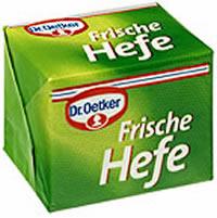 Dr.Oetker Frische Hefe 42g