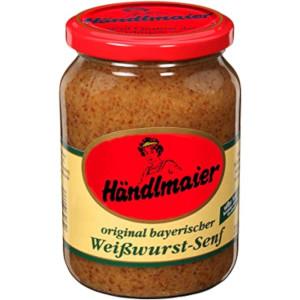 1- Händlmaier Orginal Bayerischer Weißwurst-Senf 335 ml