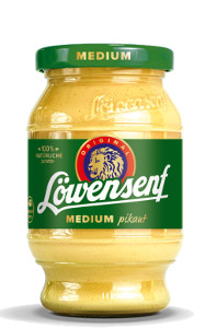 Loewensenf medium 250ml