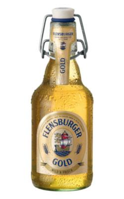 Flensburger Gold Alk. 4,8% vol. 33cl
