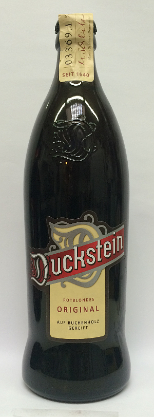 Duckstein Rotblondes Original 4,9% - 50cl