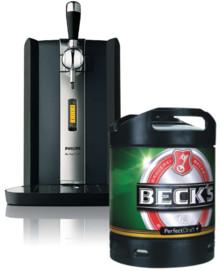Beck's Perfect Draft Fass Alk. 4,9% vol 6L