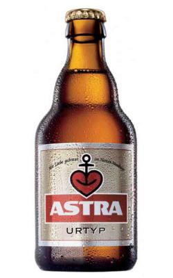 Astra Urtyp Alk. 4.9% vol 33cl