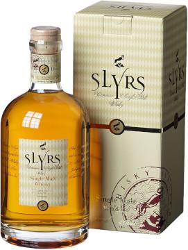 Slyrs Bavarian Single Malt Whisky Classic Alk. 43% vol 700ml