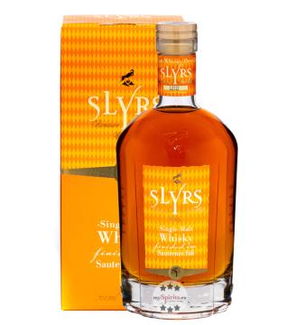 Slyrs Bavarian Single Malt Whisky Sauternes Fass Alk. 46% vol 700ml