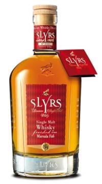 Slyrs Bavarian Single Malt Whisky Marsala Fass Alk. 46% vol 700ml