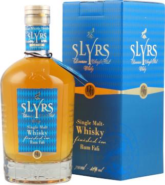 Slyrs Bavarian Single Malt Whisky Rum Cask Alk. 46% vol 700ml