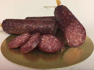 Besh Lammsalami mit Rindfleisch ca. 300g