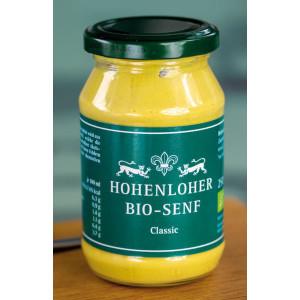 Besh Hohenloher BIO-Senf Classic 250ml
