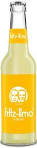 Fritz Limo Zitronen Limonade Alk. 0,0% vol 0,33cl