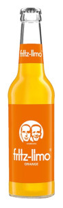 Fritz-Limo Orange Alk. 0,0% vol 0,33cl