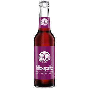 Fritz-Spritz Bio-Traubenschorle  Alk. 0,0% vol 330ml