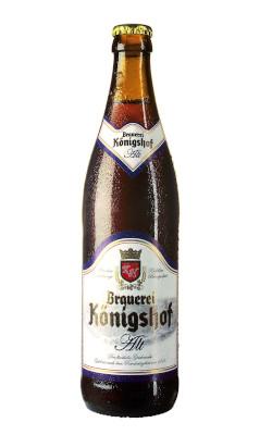 Königshof Alt Alk. 4,8% vol 50cl