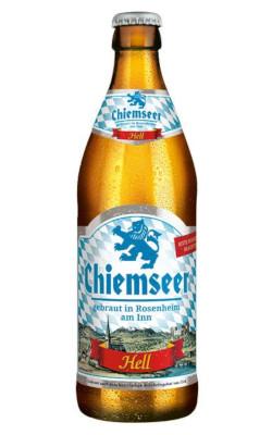 Chiemseer Hell Alk. 4,8% vol 50cl